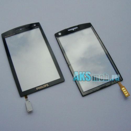 Тачскрин (Сенсорное стекло) для Philips Xenium X815
