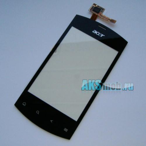 Тачскрин (Сенсорное стекло) для Acer E310 Liquid mini