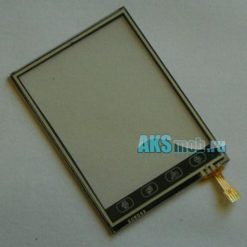 Тачскрин (Сенсорное стекло) тип12 для китайского телефона 42*60мм (ECW043)
