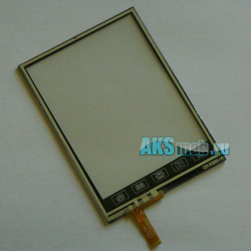 Тачскрин (Сенсорное стекло) тип25 для китайского телефона 43*59мм (QW-B388A)