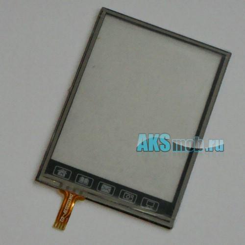 Тачскрин (Сенсорное стекло) для F075 Китай