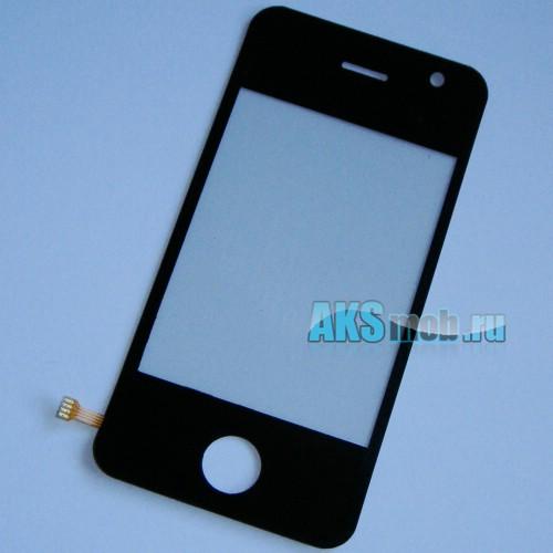 Тачскрин (Сенсорное стекло) для iPhone 3GS Китай