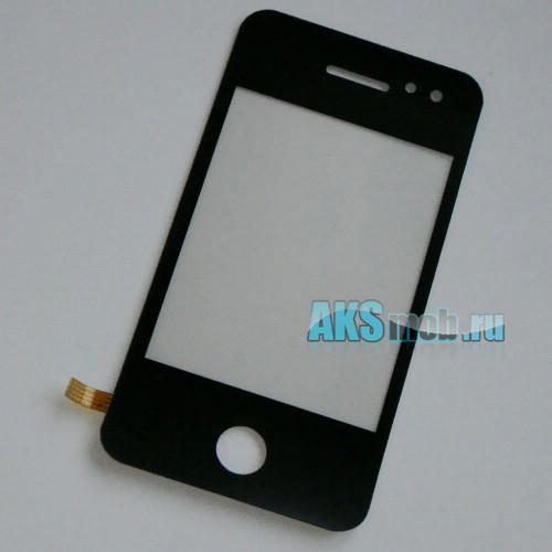 Тачскрин (Сенсорное стекло) для iPhone 4 Китай