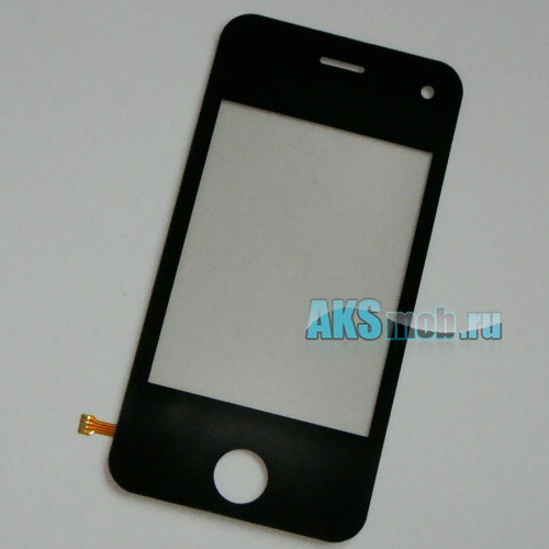 Тачскрин (Сенсорное стекло) для iPhone F080 тип1 Китай