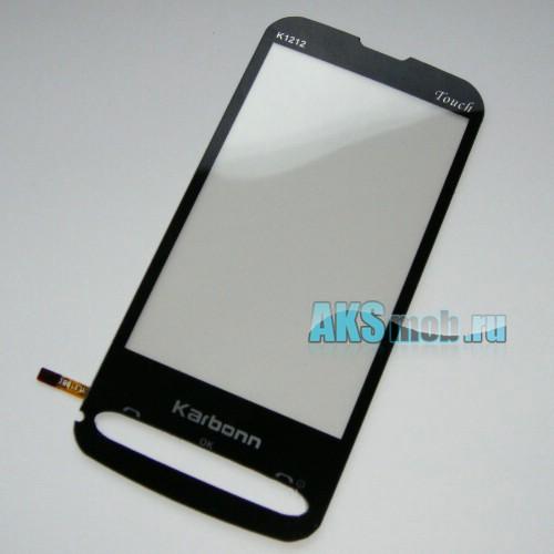 Тачскрин (Сенсорное стекло) для китайского телефона Karboon K1212 Touch