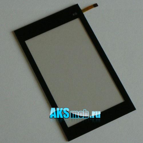 Тачскрин (Сенсорное стекло) Nokia X6 Китай тип 1