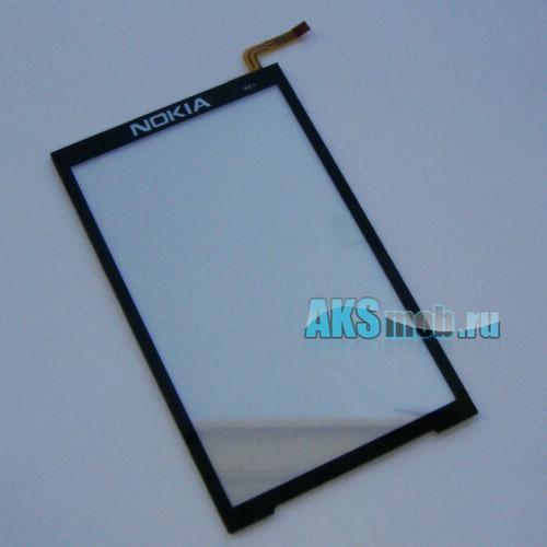 Тачскрин (Сенсорное стекло) для Nokia X6 Китай тип 5
