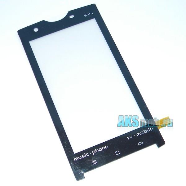 Тачскрин (Сенсорное стекло) для китайского Sony Ericsson X10 тип2