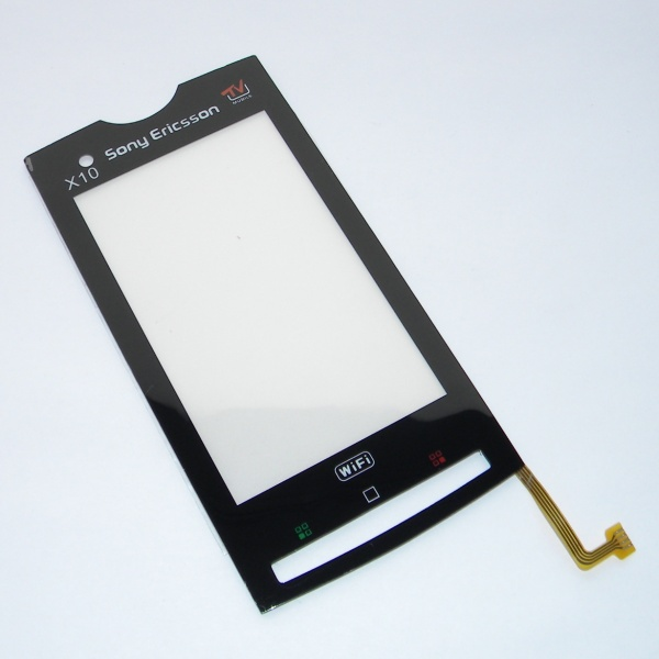 Тачскрин (Сенсорное стекло) для китайского Sony Ericsson X10 тип 3