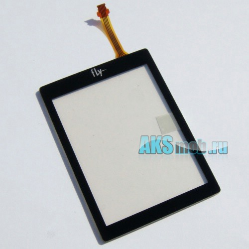 Тачскрин (Сенсорное стекло) для Fly E105