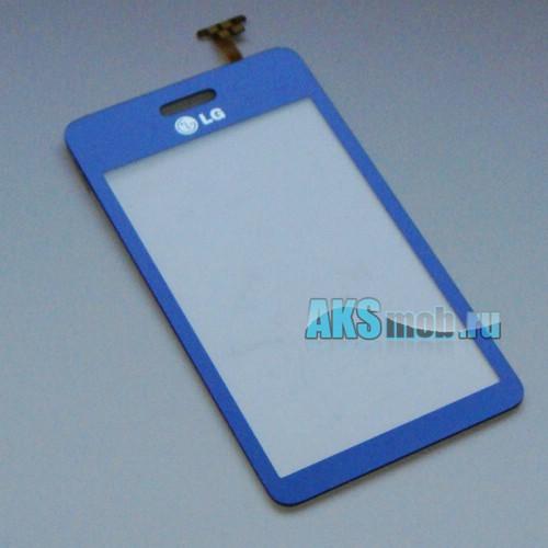 Тачскрин (Сенсорное стекло) для LG GD510 Blue Оригинал