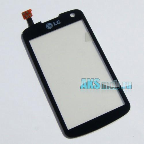 Тачскрин (Сенсорное стекло) для LG GS500