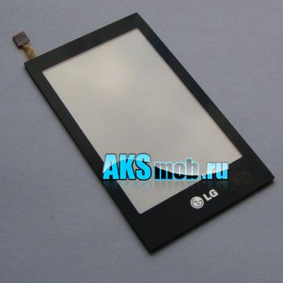 Тачскрин (Сенсорное стекло) LG GT505 Оригинал