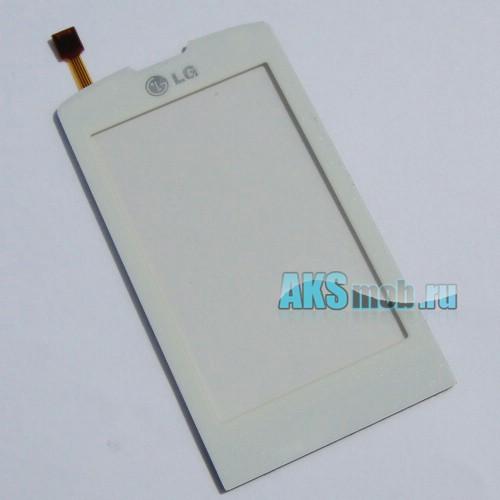 Тачскрин (Сенсорное стекло) для LG GW520 Белый