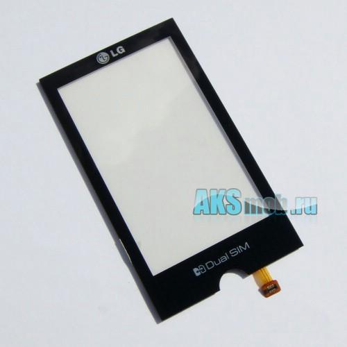 Тачскрин (Сенсорное стекло) для LG GX500