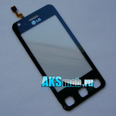 Тачскрин (Сенсорное стекло) LG kc910 renoir Оригинал