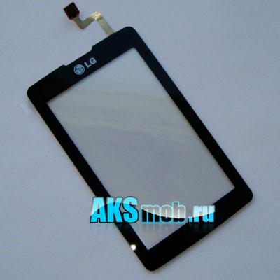 Тачскрин (Сенсорное стекло) LG KP500, KP501 Оригинал