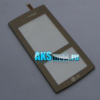 Тачскрин (Сенсорное стекло) LG VX8800 VENUS Оригинал