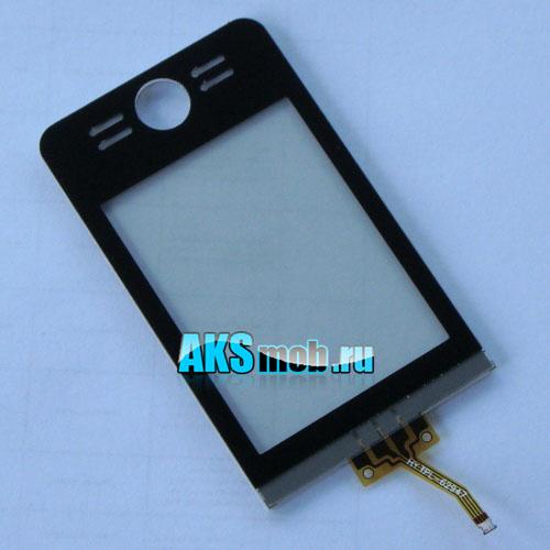Тачскрин (Сенсорное стекло) Motorola ROKR E6