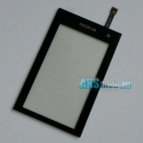 Тачскрин (Сенсорное стекло) для Nokia 5250