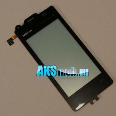 Тачскрин (Сенсорное стекло) Nokia 5530 XpressMusic Оригинал