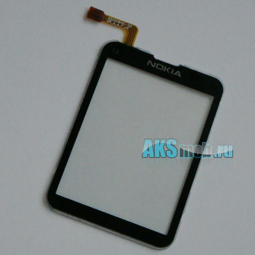 Тачскрин (Сенсорное стекло) для Nokia C3-01