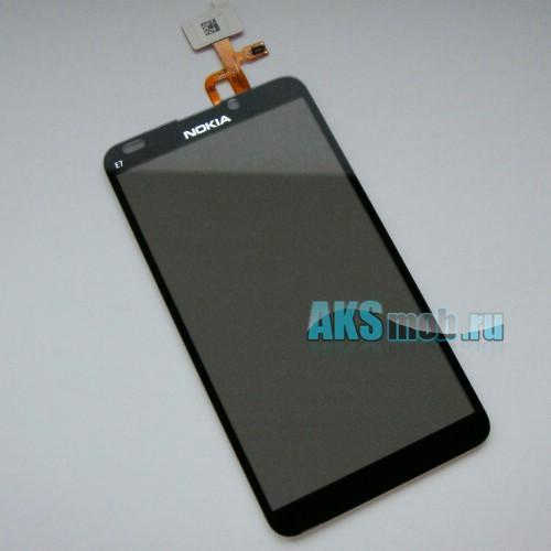 Тачскрин (Сенсорное стекло) для Nokia E7