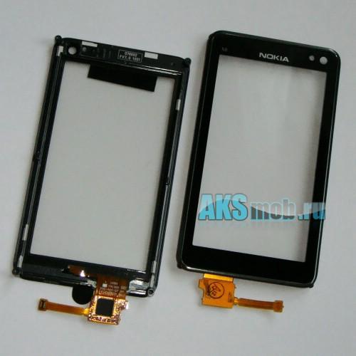 Тачскрин (Сенсорное стекло) для Nokia N8 Оригинал