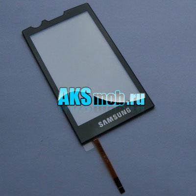 Тачскрин (Сенсорное стекло) Samsung GT-B7300 Omnia LITE Оригинал
