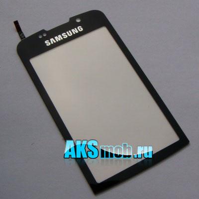 Тачскрин (Сенсорное стекло) Samsung B7610 Louvre Omnia Pro Оригинал