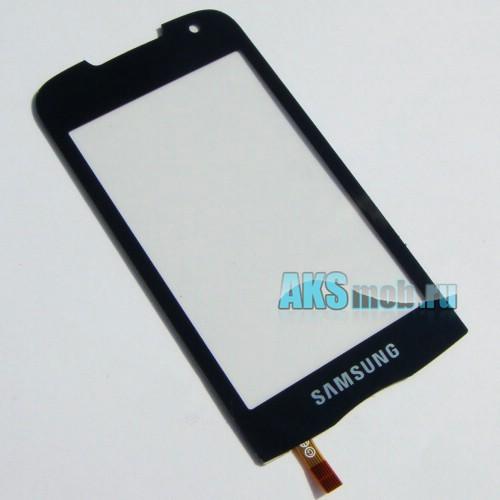 Тачскрин (Сенсорное стекло) для Samsung B7722 (черный)