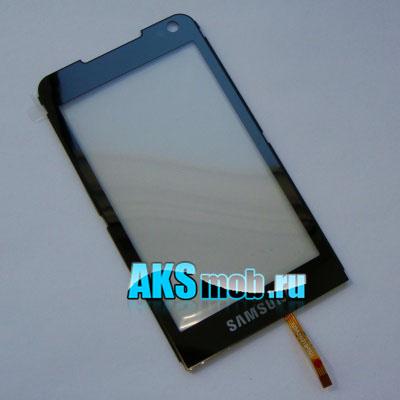 Тачскрин (Сенсорное стекло) Samsung SGH-i900, WiTu, Omnia Оригинал