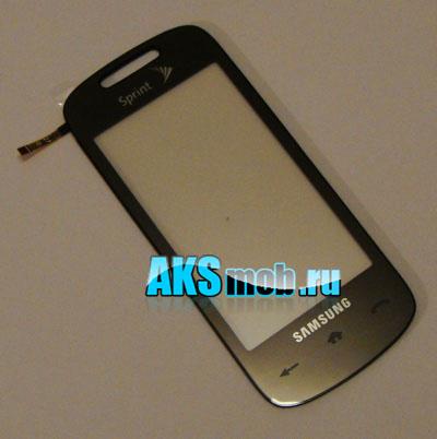 Тачскрин (Сенсорное стекло) Samsung SPH-M810 Instinct Mini Оригинал