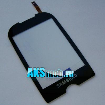 Тачскрин (Сенсорное стекло) Samsung S3650 Corby Оригинал