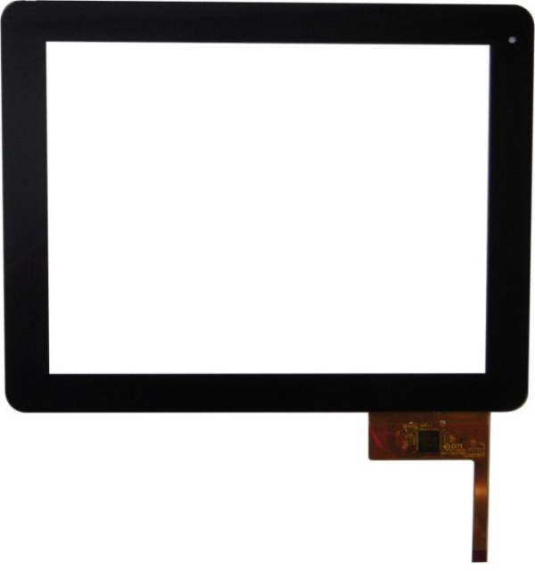 Тачскрин (сенсорная панель, стекло) для Perfeo 9716-RT - touch screen
