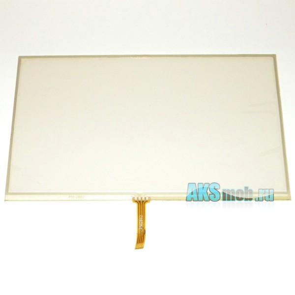 Тачскрин (Сенсорное стекло) для автомагнитолы 7 дюймов тип 7 (97мм x 161мм, диагональ 188мм) - touch screen