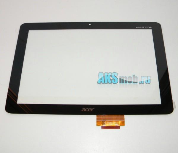 Тачскрин (сенсорная панель) для Acer Iconia Tab A200 - touch screen - Оригинал