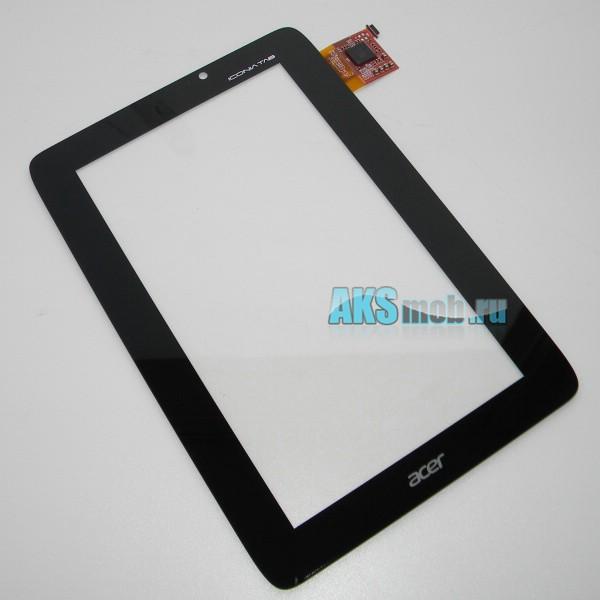 Тачскрин (сенсорная панель) для Acer Iconia Tab A110 - touch screen - Оригинал