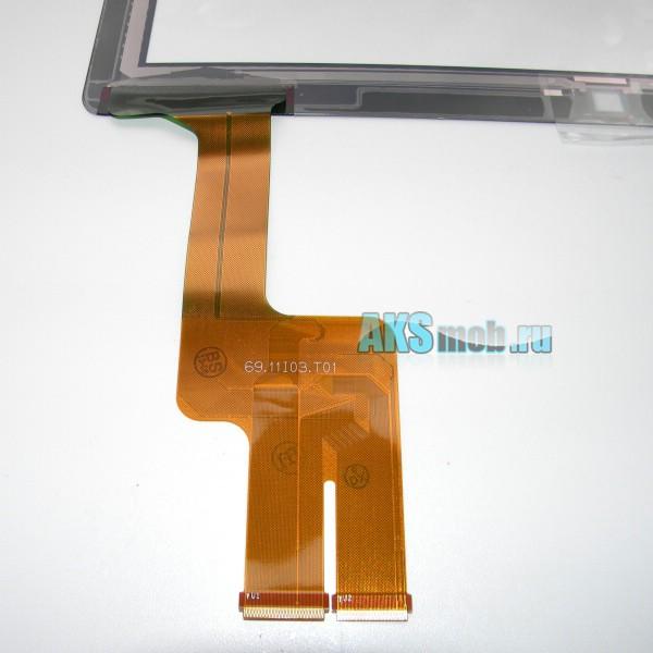 Тачскрин (сенсорная панель) для ASUS VivoTab TF810С - touch screen - сенсорное стекло - ОРИГИНАЛ