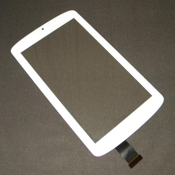 Тачскрин (сенсорная панель - стекло) для Fly Flylife 7 - touch screen