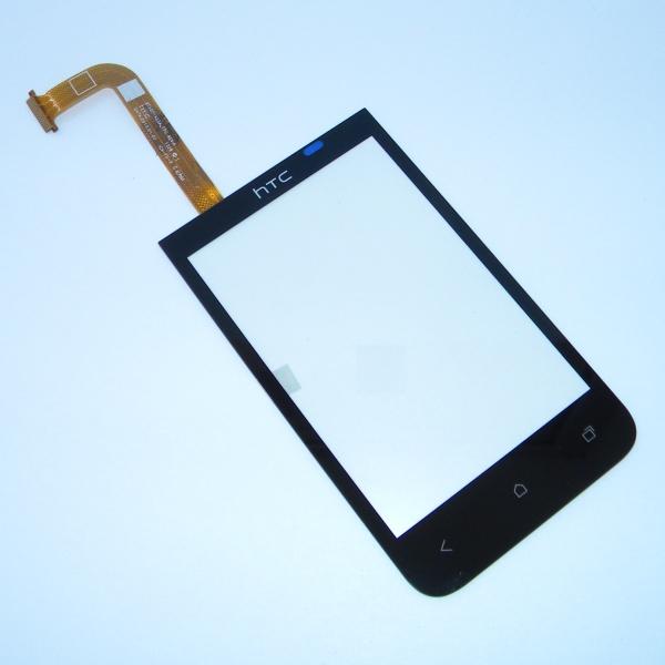 Тачскрин (Сенсорное стекло, панель) для HTC Desire 200 - Оригинал