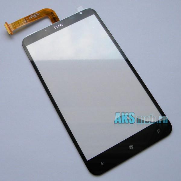 Тачскрин (Сенсорное стекло) для HTC X310e TITAN Оригинал черный