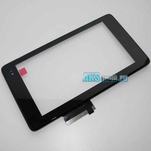 Тачскрин (сенсорная панель) для Huawei Ideos S7 Slim v201 - touch screen в сборе с панелью - Оригинал