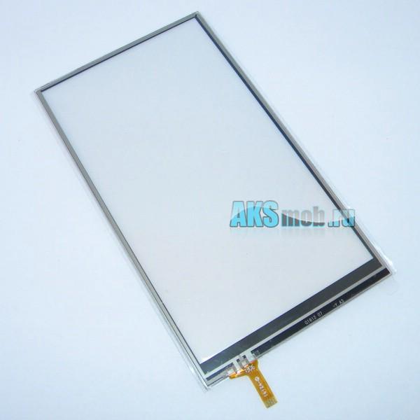 Тачскрин (сенсорное стекло) 112мм на 63мм для китайских телефонов тип 2