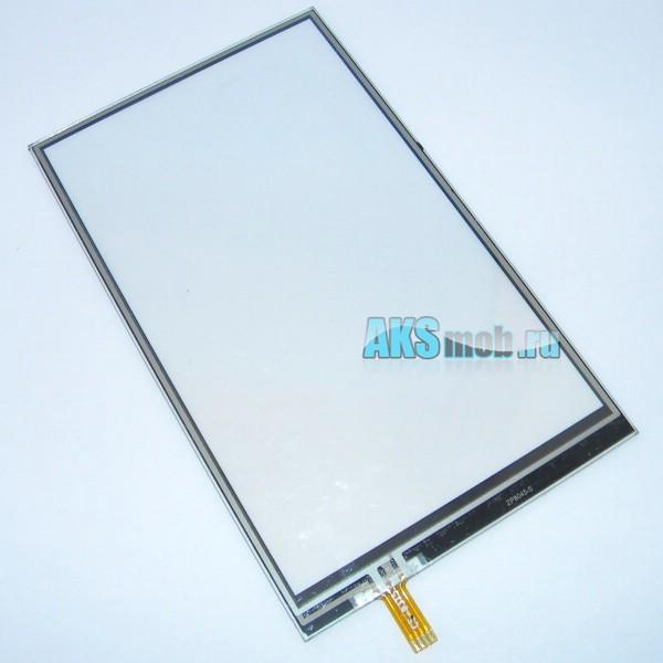 Тачскрин (сенсорное стекло) для китайских Samsung Note N2 / N7000 / N7100 / galaxy S4/ i9500 / i5s / H5 / PxPhone i9300 / i9800 тип 3 размер 119мм на 71мм