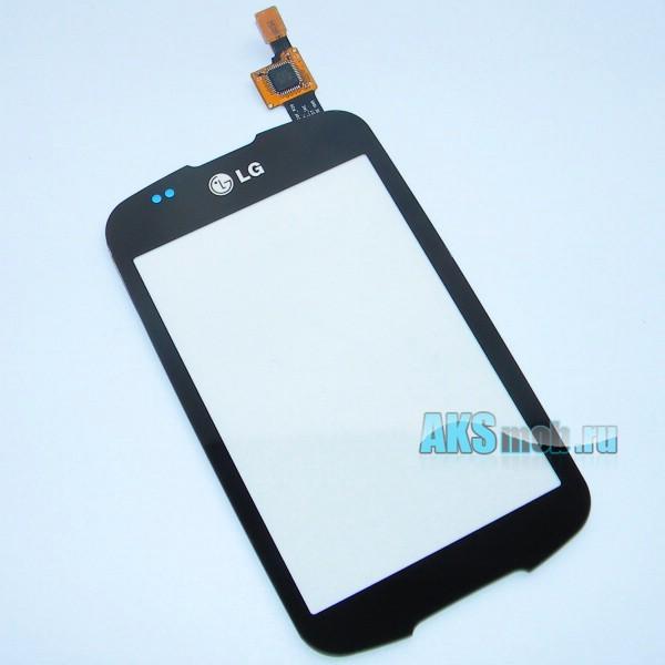 Тачскрин (Сенсорное стекло) для LG Optimus One P500 - touch screen