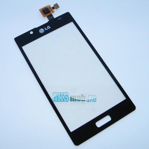 Тачскрин (Сенсорное стекло) для LG P705 Optimus L7 - touch screen