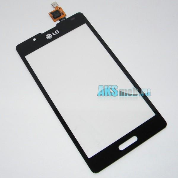 Тачскрин (Сенсорное стекло) для LG P713 Optimus L7 II - touch screen