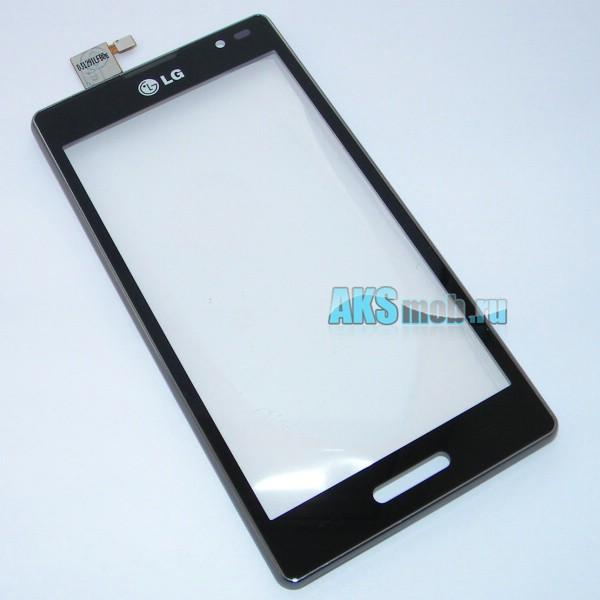 Тачскрин (Сенсорное стекло) для LG P765 Optimus L9 - touch screen