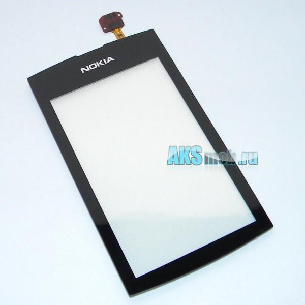 Тачскрин (Сенсорное стекло) для Nokia Asha 305 - Оригинал
